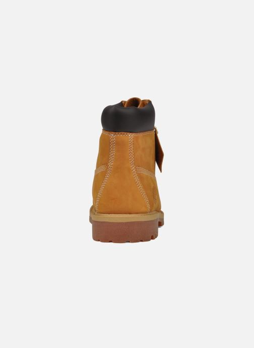 Ankle boots Timberland 6in premium boot Beige view from the right