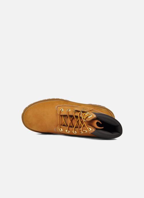 Stiefeletten & Boots Timberland 6 inch premium boot beige ansicht von links