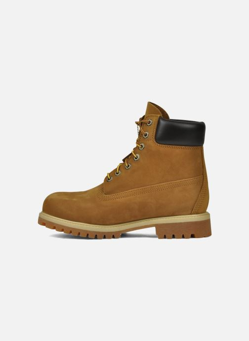 Ankle boots Timberland 6in premium boot Beige front view