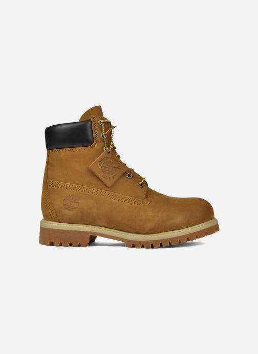 Boots en enkellaarsjes Timberland 6in premium boot Beige achterkant