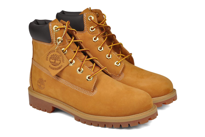 Boots en enkellaarsjes Timberland 6in premium boot Beige 3/4'