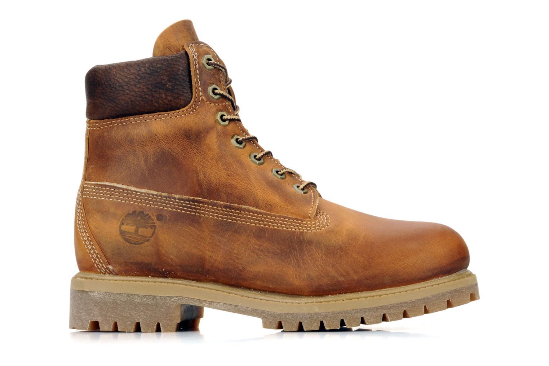 Bottines et boots Timberland 6in premium boot Marron vue derrière