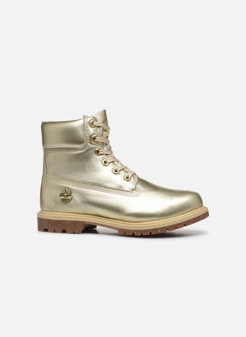 Bottines et boots Timberland 6in premium boot w Or et bronze vue derrière