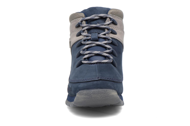 Stiefeletten & Boots Timberland Euro sprint Kids grau schuhe getragen