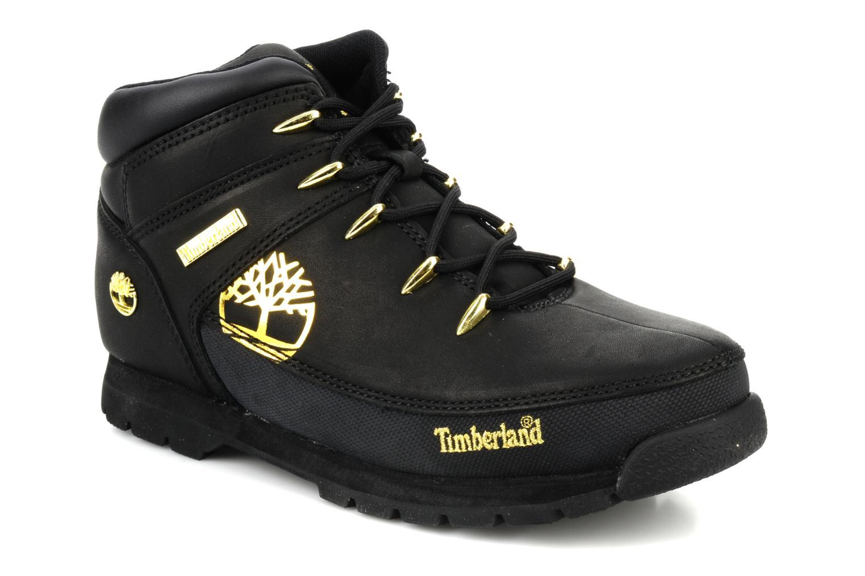 Timberland Chez Sprint noir Bottines Euro Boots Kids Sarenza Et qpOrBnqF
