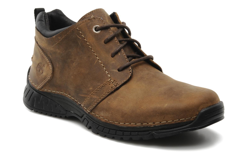 chaussure timberland vue de haut