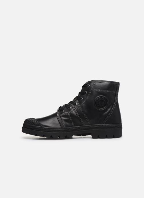 Boots en enkellaarsjes Pataugas Authentique M Zwart voorkant