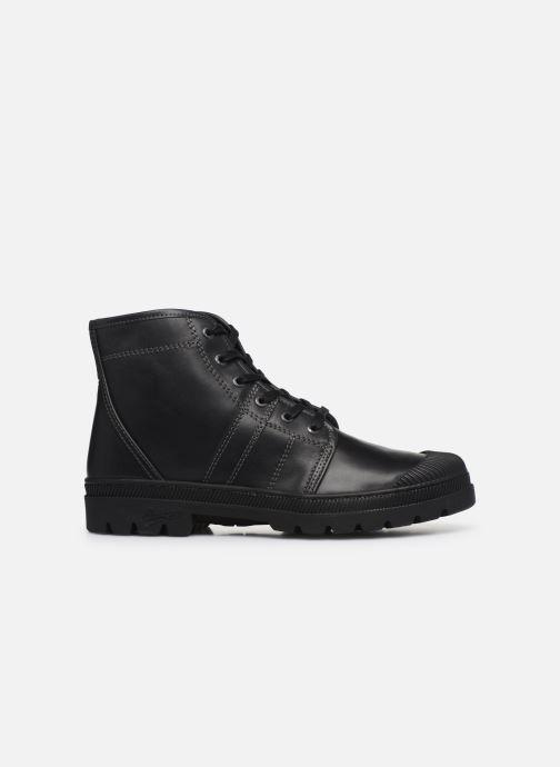 Boots en enkellaarsjes Pataugas Authentique M Zwart achterkant