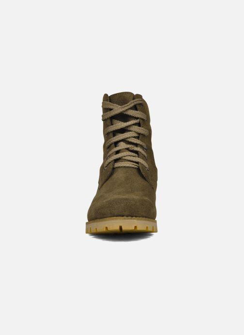 Boots en enkellaarsjes Rose & Martin Mya Bruin model