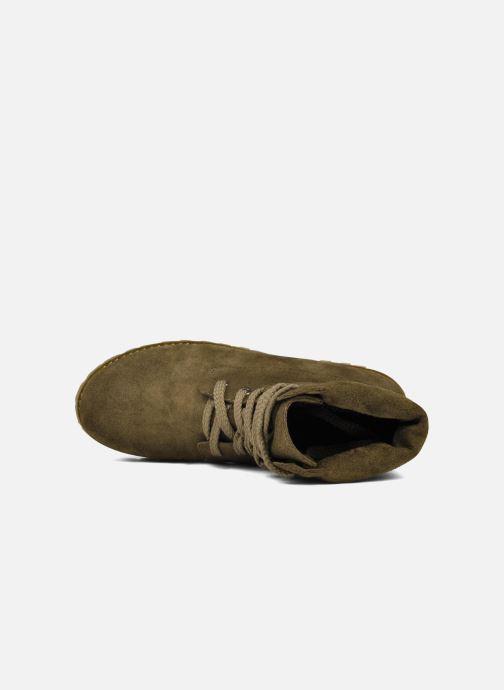 Boots en enkellaarsjes Rose & Martin Mya Bruin links