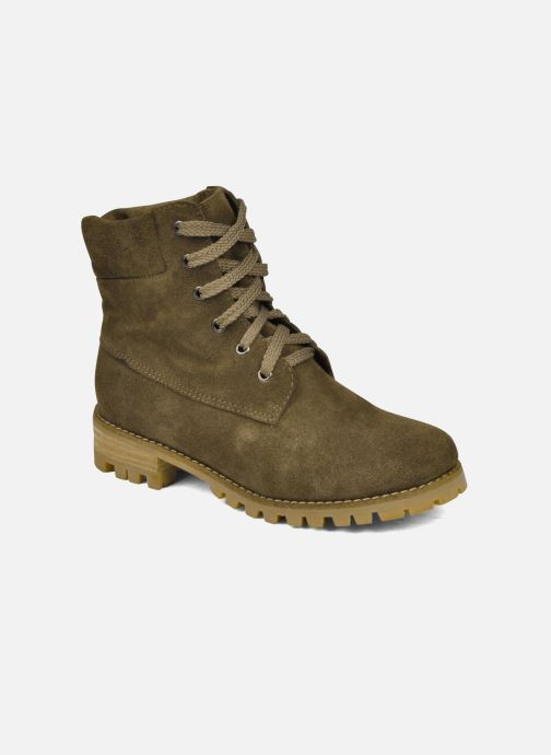Boots en enkellaarsjes Rose & Martin Mya Bruin detail