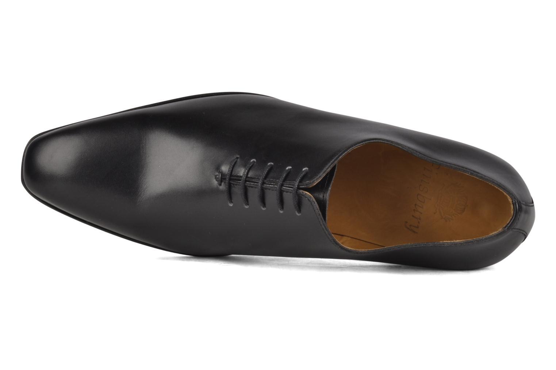Chaussures à lacets Finsbury Broadway Noir vue gauche