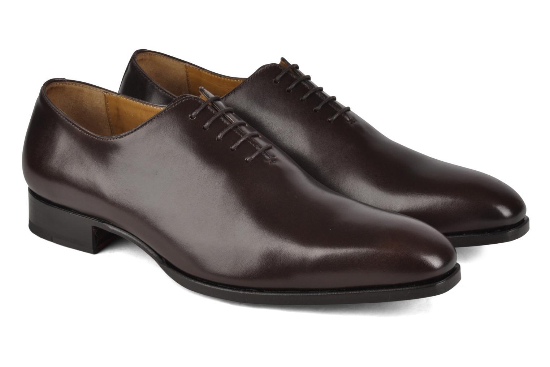 Chaussures à lacets Finsbury Broadway Marron vue 3/4