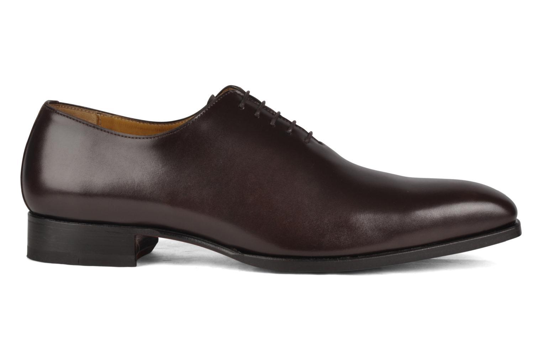 Chaussures à lacets Finsbury Broadway Marron vue derrière