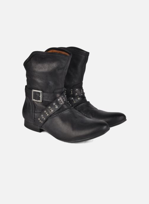 Ankle boots Koah Kristy Black 3/4 view