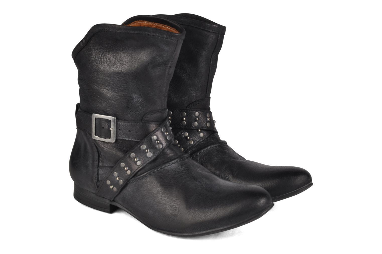 Bottines et boots Koah Kristy Noir vue 3/4