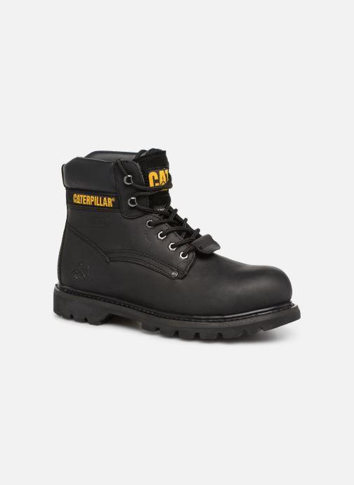 0db6d8f407f942 Caterpillar Sheffield ST (Noir) - Bottines et boots chez Sarenza (46461)