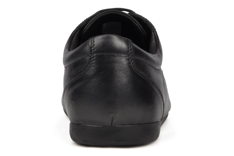 Chaussures à lacets Schmoove Fidji New Derby Noir vue droite