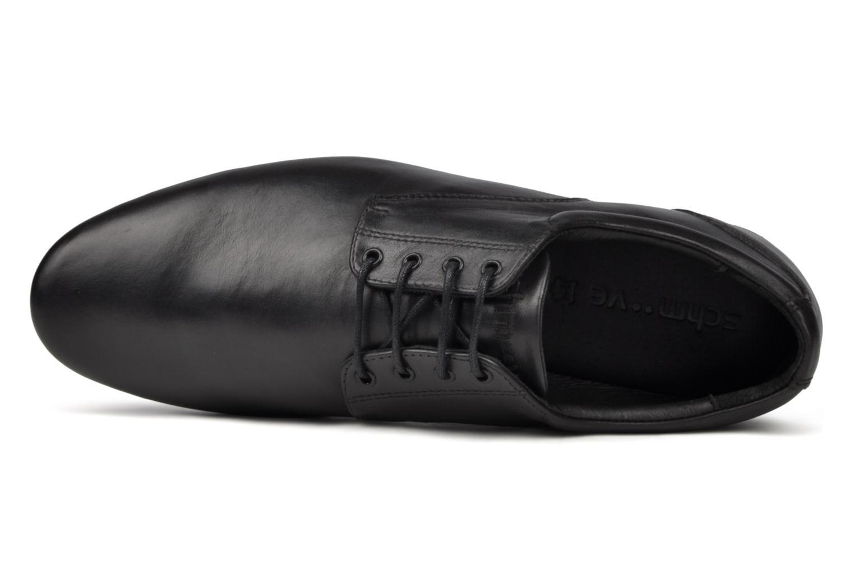 Chaussures à lacets Schmoove Fidji New Derby Noir vue gauche