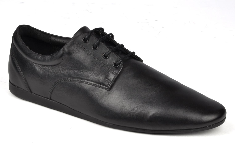 Chaussures à lacets Schmoove Fidji New Derby Noir vue détail/paire