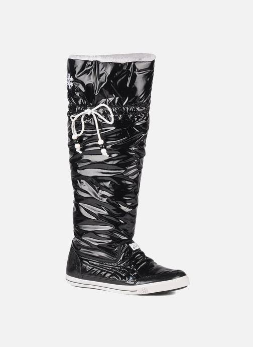 Støvler & gummistøvler Onitsuka Tiger Sekka Flake Lux W Sort detaljeret billede af skoene