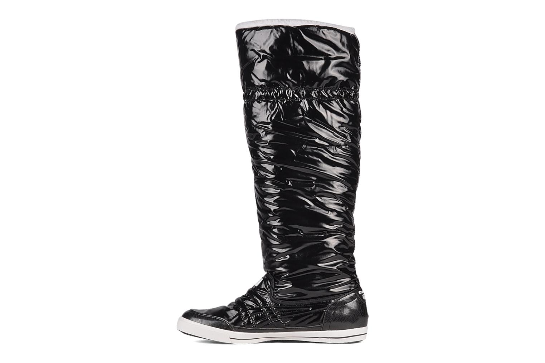 Stiefel Onitsuka Tiger Sekka Flake Lux W schwarz ansicht von vorne