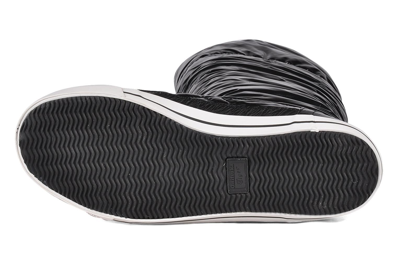 Stiefel Onitsuka Tiger Sekka Flake Lux W schwarz ansicht von links