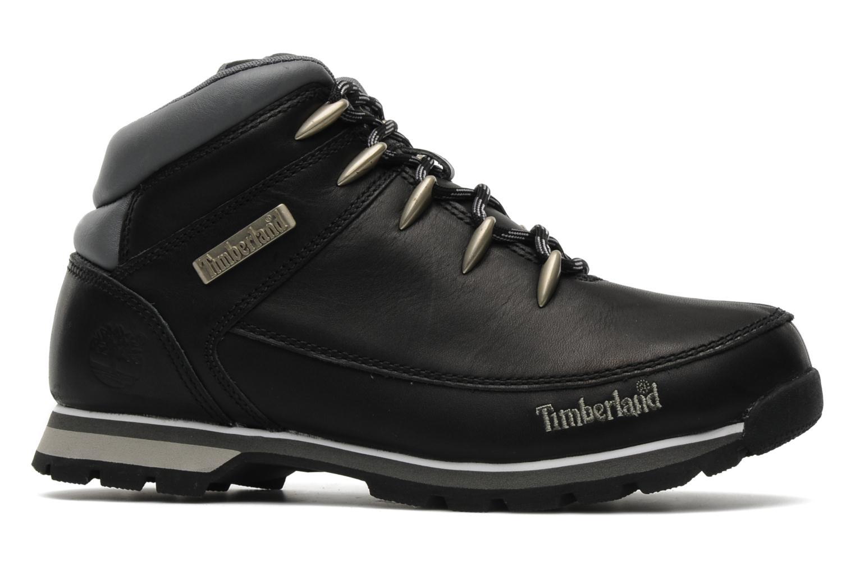 Chaussures à lacets Timberland Euro Sprint Noir vue derrière