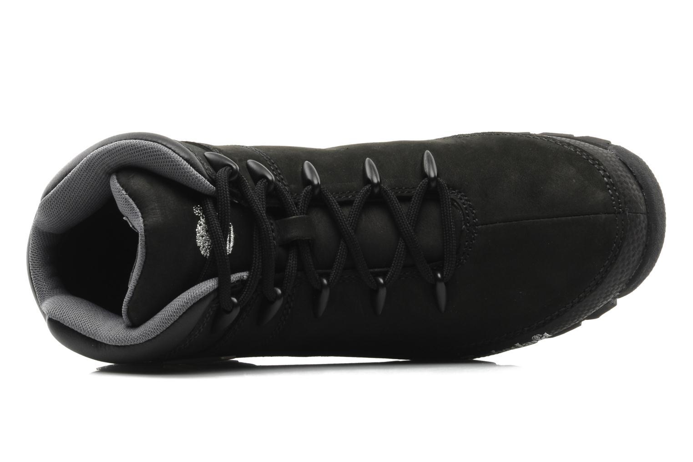Zapatos con cordones Timberland Euro Sprint Negro vista lateral izquierda