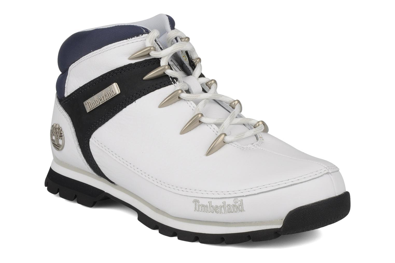 À Sprint blanc Chaussures Sarenza Timberland Lacets Chez Euro U1q4Raxg