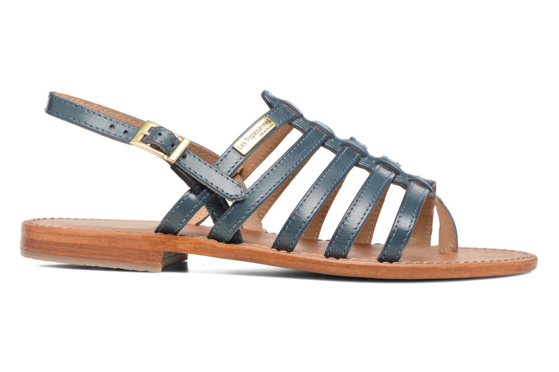 Sandales et nu-pieds Les Tropéziennes par M Belarbi Heriber Bleu vue derrière
