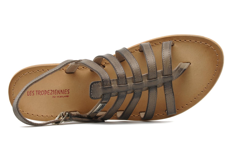 Sandales et nu-pieds Les Tropéziennes par M Belarbi Heriber Gris vue gauche