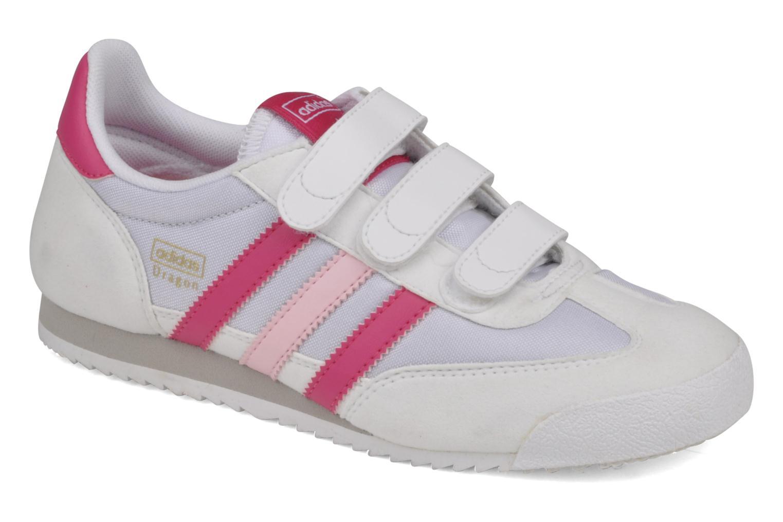 fbab714cab243 Sneaker Adidas Originals Dragon cmf j weiß detaillierte ansicht modell