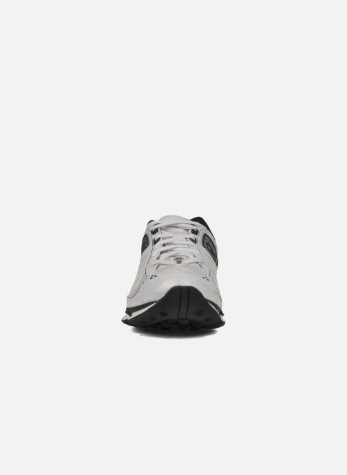 Chaussures de sport Geox D alpha b Blanc vue portées chaussures