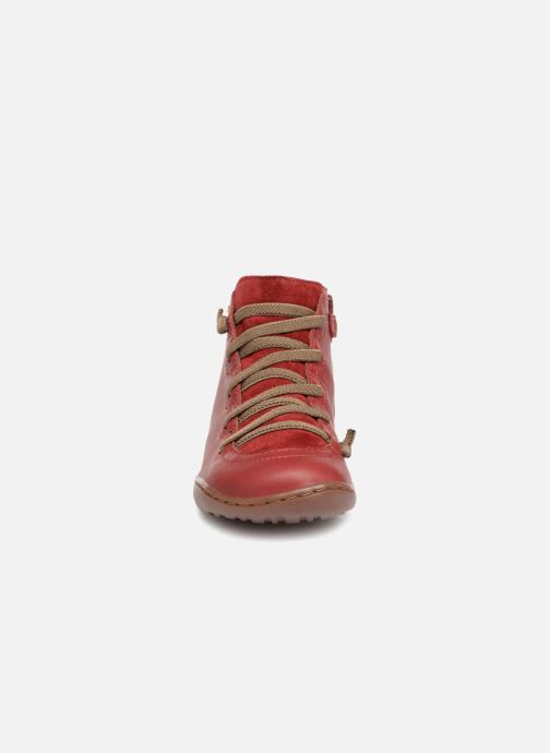 Ankle boots Camper Peu cami 90085 Red model view