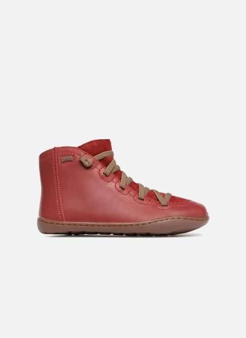 Ankle boots Camper Peu cami 90085 Red back view