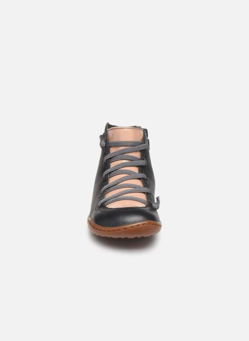 Bottines et boots Camper Peu cami 90085 Gris vue portées chaussures