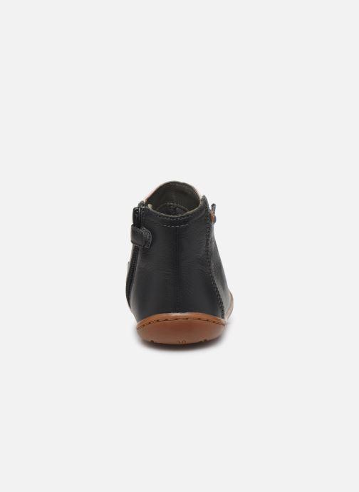 Bottines et boots Camper Peu cami 90085 Gris vue droite
