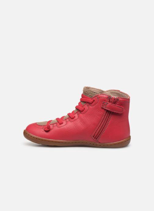 Boots en enkellaarsjes Camper Peu cami 90085 Roze voorkant
