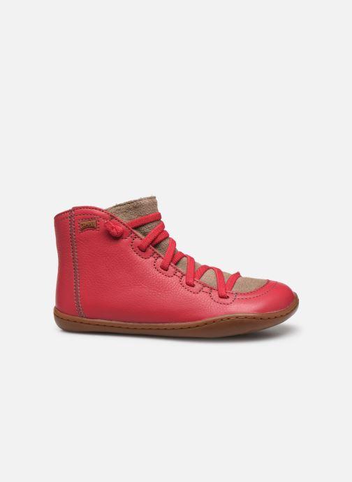 Boots en enkellaarsjes Camper Peu cami 90085 Roze achterkant