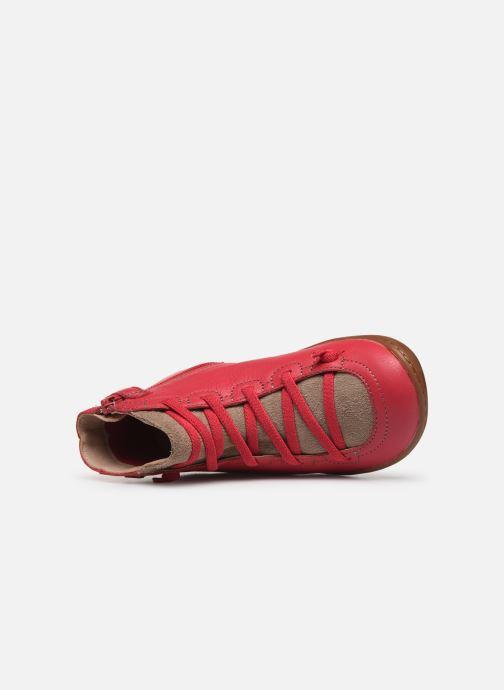 Boots en enkellaarsjes Camper Peu cami 90085 Roze links