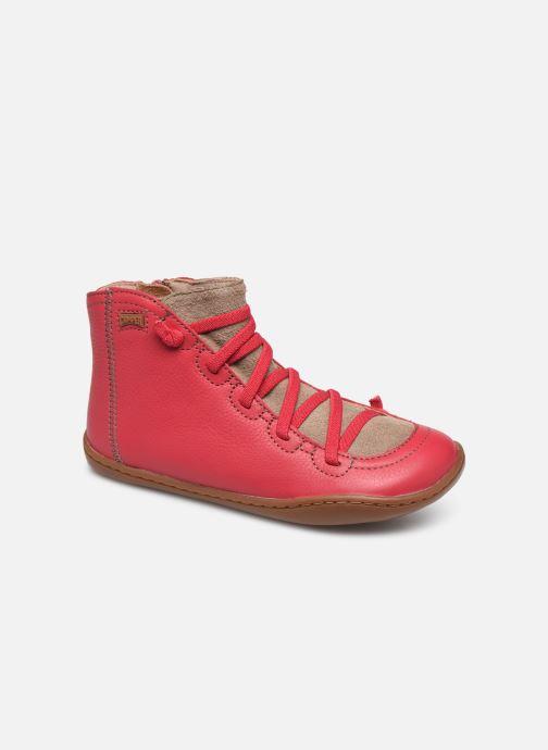 Boots en enkellaarsjes Camper Peu cami 90085 Roze detail