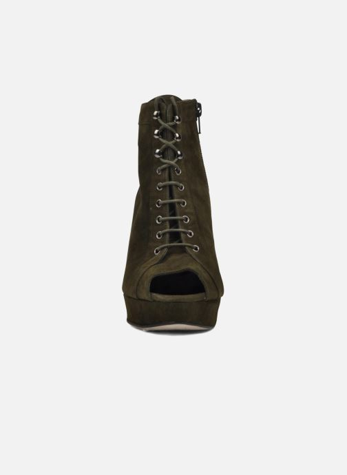 Ankle boots JB MARTIN Nuage Green model view