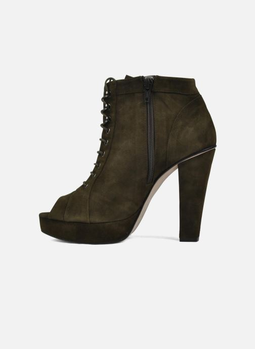 Ankle boots JB MARTIN Nuage Green front view