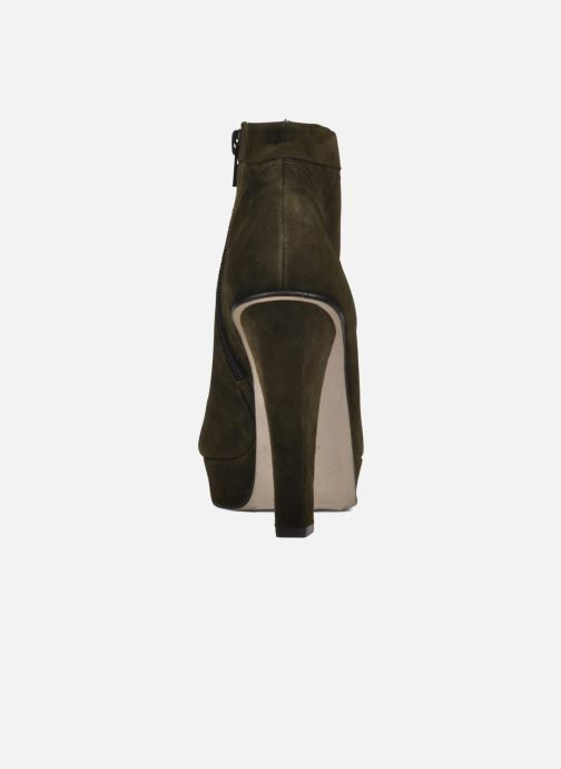Ankle boots JB MARTIN Nuage Green view from the right