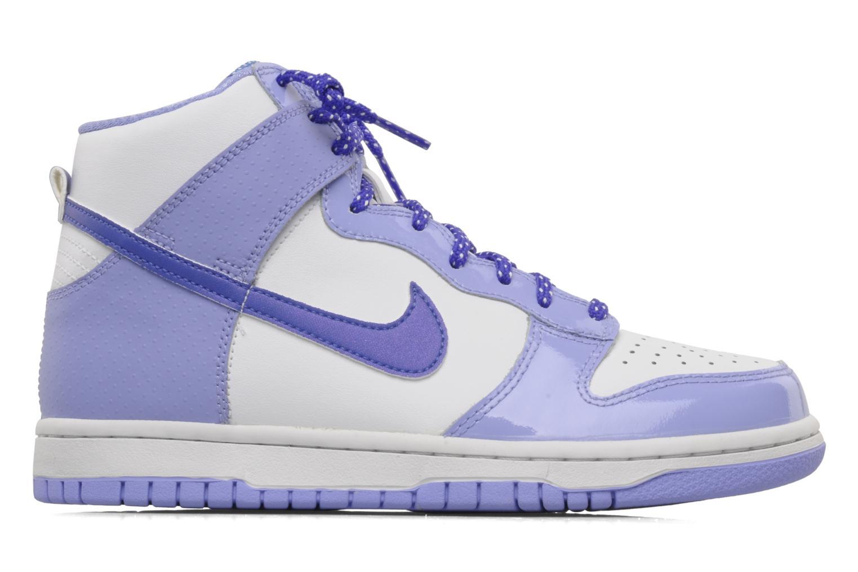 Baskets Nike Nike dunk high gg Violet vue derrière