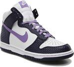 Imperial Purple/Iris-White