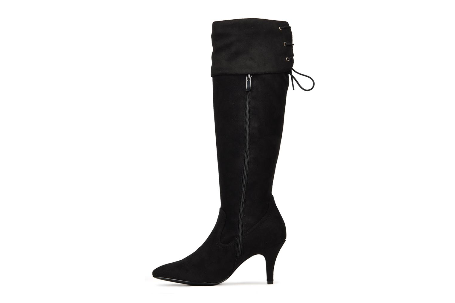 Boots & wellies Georgia Rose Keandra Black front view