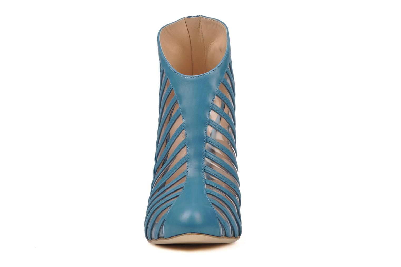 Bottines et boots Mary-Kyri Zoa Bleu vue portées chaussures