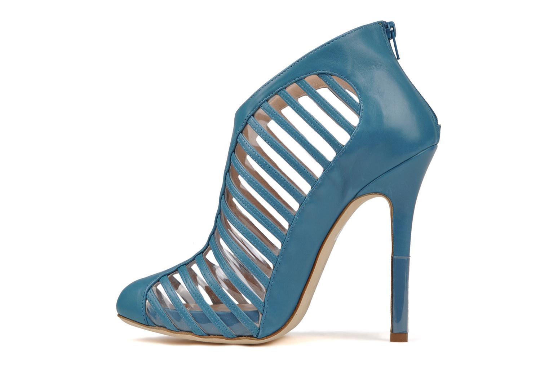 Bottines et boots Mary-Kyri Zoa Bleu vue face